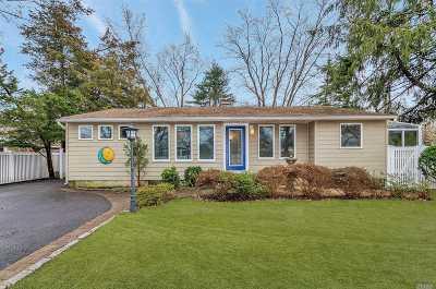 Selden Single Family Home For Sale: 20 Durst Dr