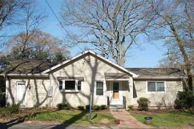 Port Jefferson NY Single Family Home For Sale: $339,000