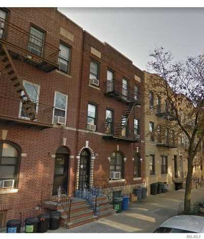 Astoria Multi Family Home For Sale: 31-55 35th St