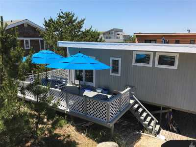 Westhampton Bch Single Family Home For Sale: 433a Dune Rd