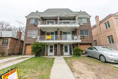 Forest Hills Multi Family Home For Sale: 66-54 Selfridge St