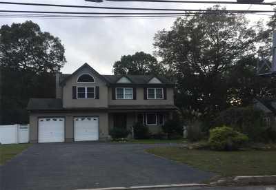 Hauppauge Single Family Home For Sale: 222 Atlantic Ave