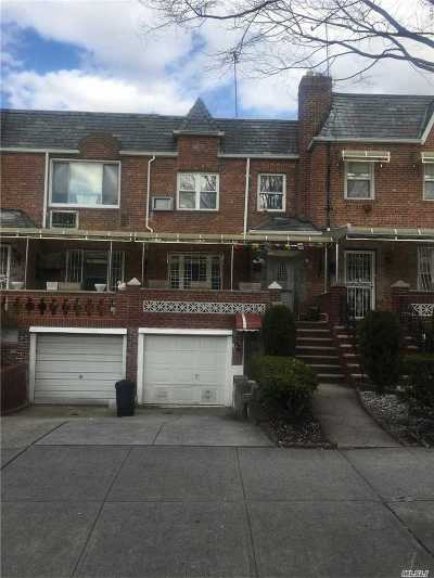 Jackson Heights Multi Family Home For Sale: 33-21 74th St
