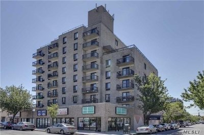 Bayside Condo/Townhouse For Sale: 213-02 42nd Ave #4E