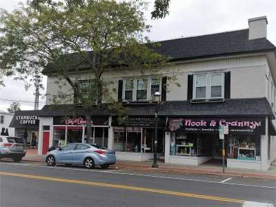 Islip Rental For Rent: 463 Main St #B