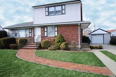 Hicksville Single Family Home For Sale: 9 Fox Pl