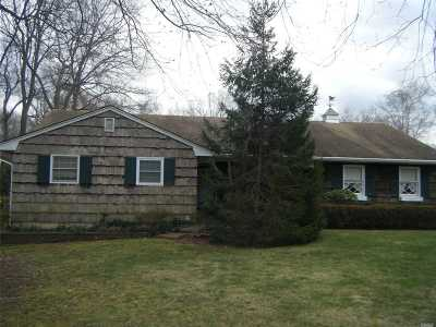 St. James Single Family Home For Sale: 18 Skunks Hollow Rd