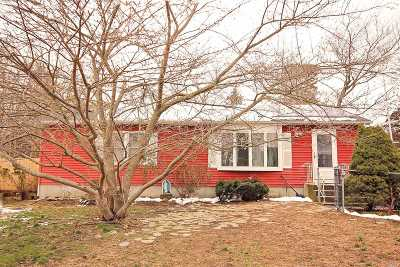 Centereach Single Family Home For Sale: 85 Craft Rd