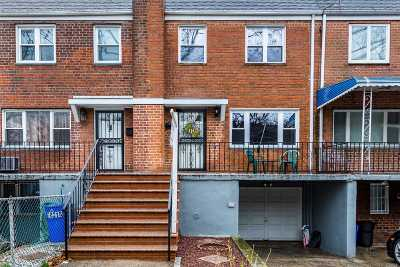 Single Family Home For Sale: 78-16 24th Ave
