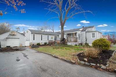 Huntington Single Family Home For Sale: 157 W 21st St