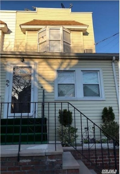 Ozone Park Multi Family Home For Sale: 107-29 88 St