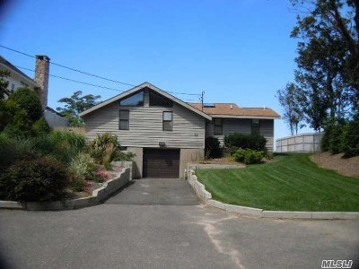 Miller Place Single Family Home For Sale: 25 Waterview Dr
