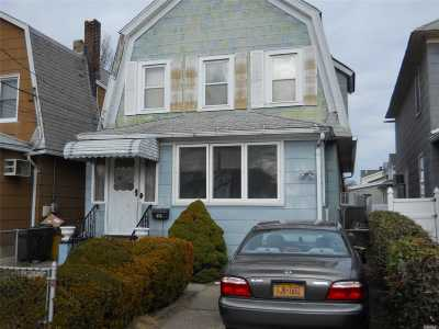 Cedarhurst Single Family Home For Sale: 310 Washington Ave