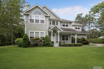 Quogue Single Family Home For Sale: 104 Whippoorwill Ln