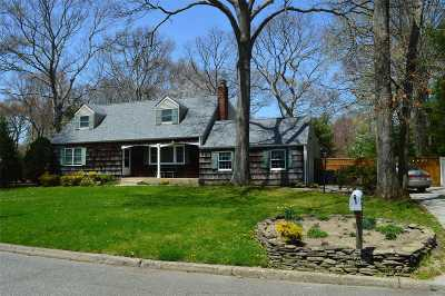 Farmingville Single Family Home For Sale: 5 Circle Ct