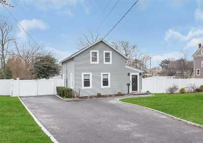 Sayville Single Family Home For Sale: 37 Greene Ave