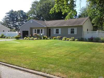 Brentwood Single Family Home For Sale: 124 Preston St