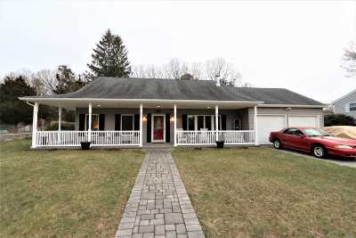 Coram Single Family Home For Sale: 1054 Old Town Rd