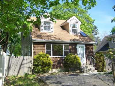 Port Jefferson NY Single Family Home For Sale: $249,900