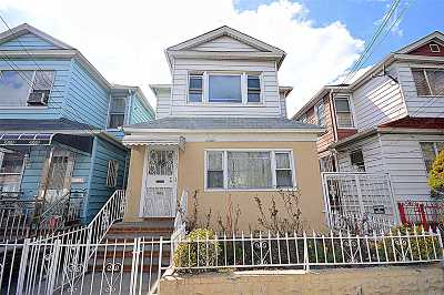Jackson Heights Multi Family Home For Sale: 37-32 91st St