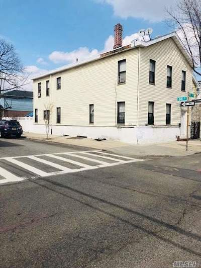 Ozone Park Multi Family Home For Sale: 88-01 97th Ave