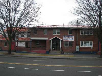 Uniondale Commercial For Sale: 705-707 Nassau Rd
