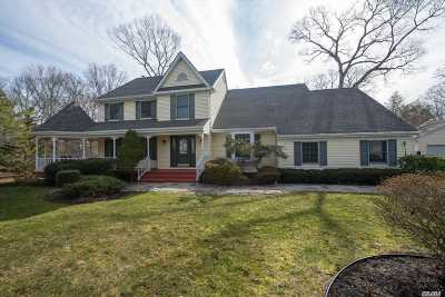 Hauppauge Single Family Home For Sale: 23 Michele Ln