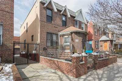 Single Family Home For Sale: 25-64 83 St