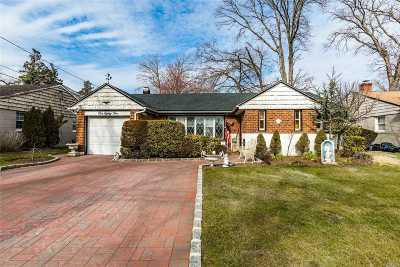 Lynbrook Single Family Home For Sale: 185 Tottenham Rd