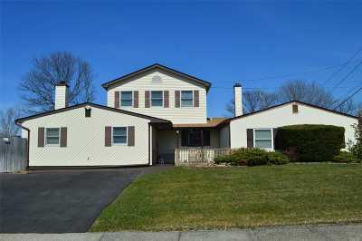Farmingville Multi Family Home For Sale: 23 Carnegie Dr