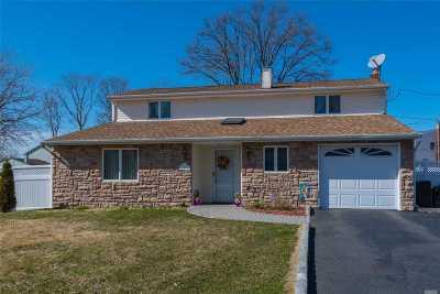Centereach Single Family Home For Sale: 1 Valiant Dr