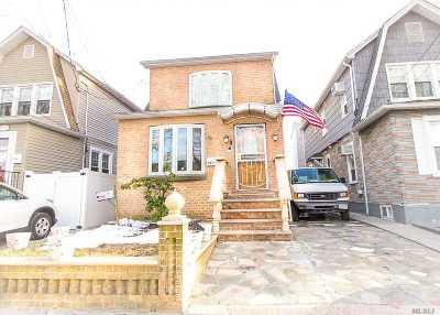 Flushing Multi Family Home For Sale: 151-28 28th Ave