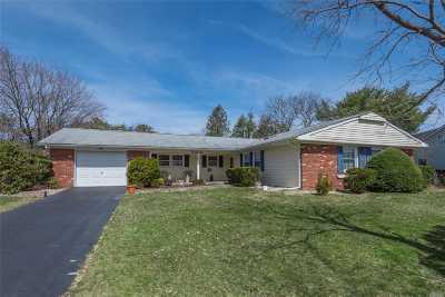S. Setauket Single Family Home For Sale: 25 Valiant Dr