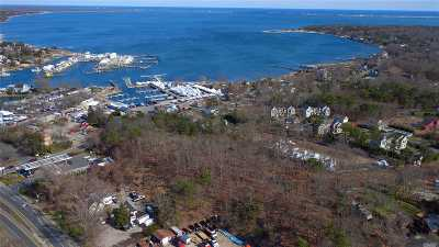 Hampton Bays Residential Lots & Land For Sale: 6 & 10 Canoe Place Rd