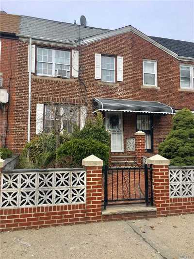 Single Family Home For Sale: 21-48 81st St