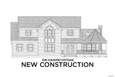 Northport Single Family Home For Sale: Lot 7 Kellie Ct