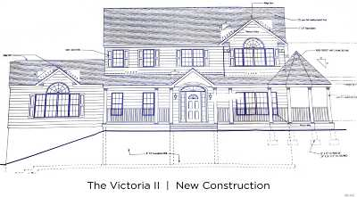 Northport Single Family Home For Sale: Lot 8 Kellie Ct