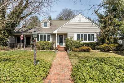 Bay Shore Single Family Home For Sale: 31 Montauk Dr