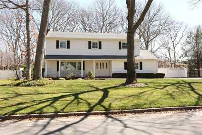 Nesconset Single Family Home For Sale: 27 Sun Hill Rd