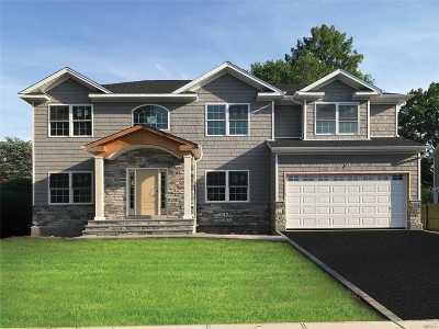 Jericho Single Family Home For Sale: 19 Saratoga Dr