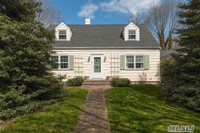 Southampton NY Single Family Home For Sale: $3,249,000