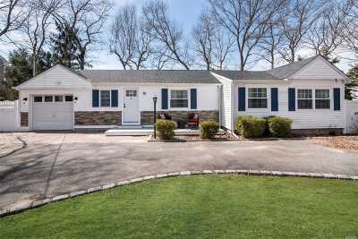 Lake Grove Single Family Home For Sale: 16 Forest Ave