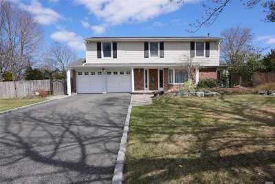 Lake Grove Single Family Home For Sale: 52 Longstreet Dr