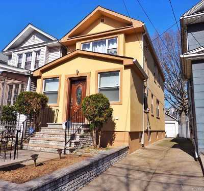 Woodhaven Single Family Home For Sale: 91-41 90 St