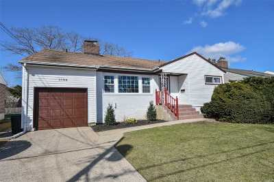 N. Bellmore Single Family Home For Sale: 1128 Aron Pl