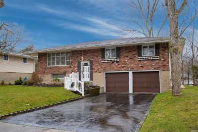 Hauppauge NY Single Family Home For Sale: $424,000