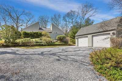 East Hampton Single Family Home For Sale: 12 Saltmarsh Path