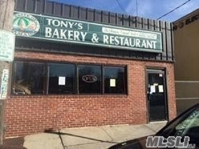 Uniondale Commercial For Sale: 875 Nassau Rd