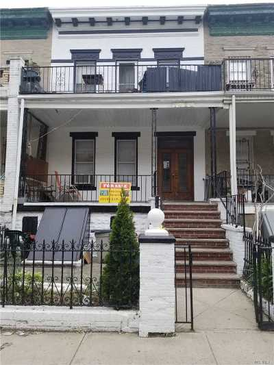 Brooklyn Multi Family Home For Sale: 1420 35th St