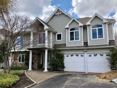 West Islip Single Family Home For Sale: 27 Cutter Ct